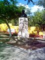 Busto al Gral. Juan Crisóstomo Cano y Cano 02.JPG