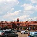 Bydgoszcz-neogotycki gmach poczty.JPG