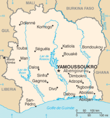 Description de l'image Côte d'Ivoire-carte.png.