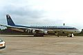 C-FNZE DC-8-52 Points of Call Canada MAN JUN89 (5578165648).jpg