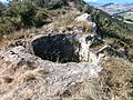 CA-Casamata defensa monte Tolio.Mortera 09.jpg
