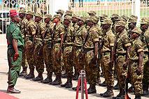 Zentralafrika versinkt in Gewalt