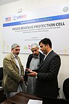 CEO PESCO Syed Hassan Fazil Inaugurates Revenue Protection Cell PESCO (16710760791).jpg
