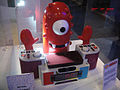 CES 2012 - Nyko - Yo Gabba Gabba! Muno iPod dock, clock, speakers (6791707694).jpg
