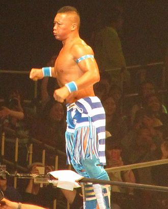 Cima (wrestler) - Cima in November 2016