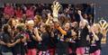 CJF Fleury Loiret Handball - Vainqueur Coupe de France 2014 03.png
