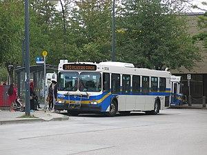 Coast Mountain Bus Company - Image: CMBC S7359 Newton Exch
