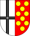 COA cardinal DE Frings Joseph Richard.png