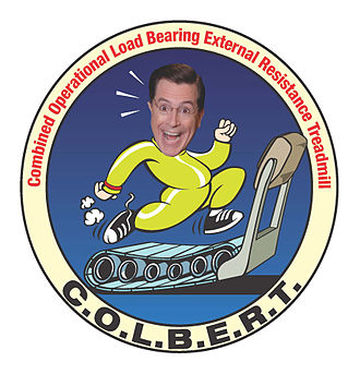 Backronym - NASA's Combined Operational Load-Bearing External Resistance Treadmill (C.O.L.B.E.R.T.) is named for comedian Stephen Colbert.
