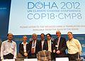 COP18 side event- Towards 100% Renewables (8246369155).jpg