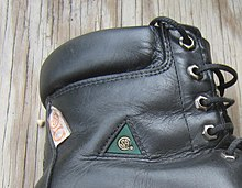 95470cce352 Steel-toe boot - Wikipedia