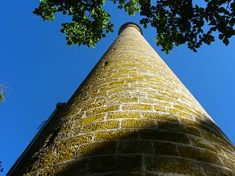 Shot tower -  Shot tower, Tasmania (1870)