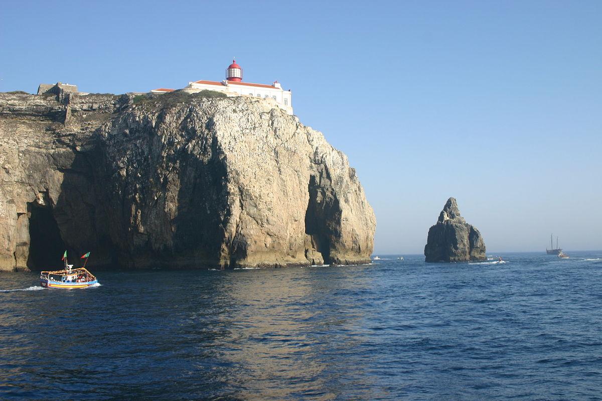 Cabo de san vicente wikipedia la enciclopedia libre - Cabo san vicente portugal ...