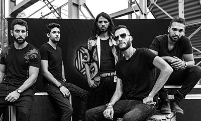 Picture of a band or musician: Cairokee