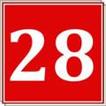 Calendar Icon 28 RW.png