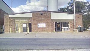 Calera, Oklahoma - Calera, Oklahoma City Hall