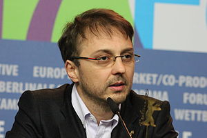63rd Berlin International Film Festival - Călin Peter Netzer, winner of the Golden Bear at the festival