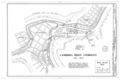 Cambria Iron Company, Site Plan 1853 - Cambria Iron Company, East side of Conemaugh River, Johnstown, Cambria County, PA HAER PA,11-JOTO,135- (sheet 3 of 8).png