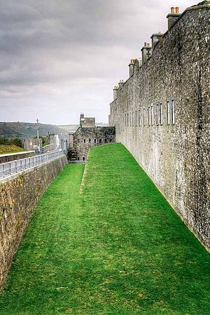 Camden Fort Meagher - Image: Camden Fort Meagher