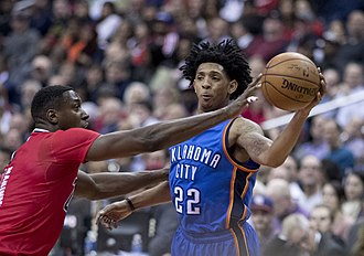 Cameron Payne - Payne with the Thunder in 2017