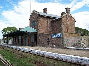 Camet Station 2
