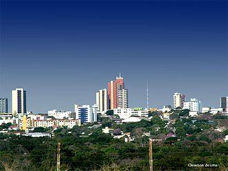 Campo Mourão - Partial view of Campo Mourao