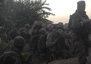 Battle of Panjwaii
