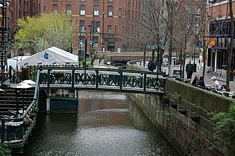 Canal Street (Manchester) - Image: Canal St, Manchester