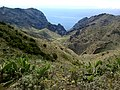 Canaries Tenerife Teno Mirador Altos Baracan Vue Barranco - panoramio.jpg