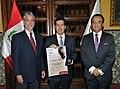 Cancillería reconoce a empresas vitivinícolas ganadoras del Concurso Mundial de Bruselas (14972610062).jpg