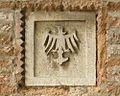 Canonica Santi Francesco e Giustina, dettaglio formella (Rovigo).jpg
