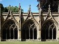 Canterbury, Canterbury cathedral-Cloister 05.JPG