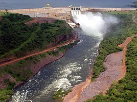 Image illustrative de l'article Barrage de Kapanda