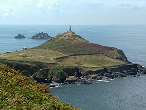Cornwall Area of Outstanding Natural Beauty - Cape Cornwall