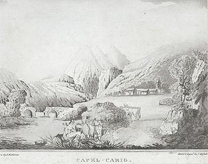 Capel-Carig Capel Curig