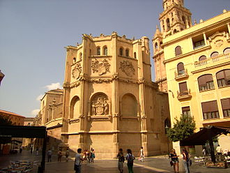 Murcia Cathedral - Chapel of los Vélez.