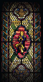 Capitol Prayer Room stained glass window
