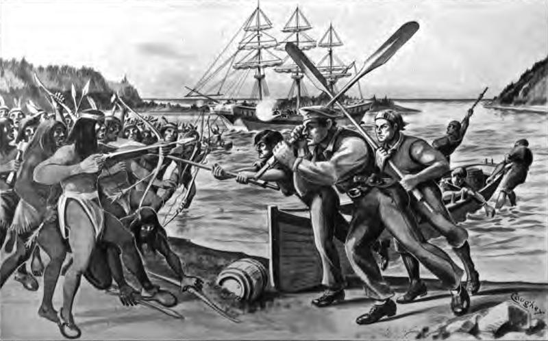 Capt Gray Tillamook fight.png