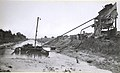 Cardinia Creek, McGraths sand dredge, looking downstream, November 21, 1940 (State Rivers and Water Supply Commission photo, Koo-Wee-Rup Swamp Historical Society collection).jpg