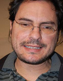 Carlos Cuarón Mexican film director