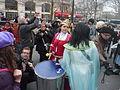 Carnaval des Femmes 2015 - P1360706 - Place du Châtelet (Paris).JPG