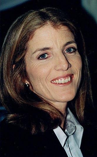 Caroline Kennedy - Kennedy in 1999