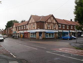 Carr Hill - Carr Hill shops