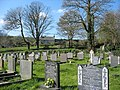 Carreg Diamond house from the new cemetery at St Mary's Church - geograph.org.uk - 1234247.jpg