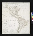 Carte generale de l'Amerique divisee en ses principaux etats. NYPL478204.tiff