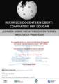 Cartell i programa Open Education Week 2020 Universitat Autònoma de Barcelona.png