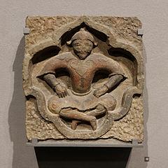 carved fragment