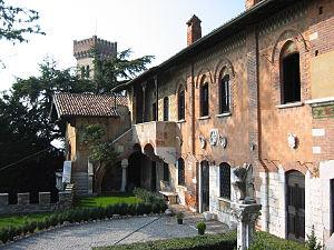 Lonato del Garda - The Podestà House.