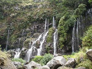 Cascade de la Grande Ravine, La Réunion
