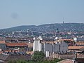 Castle Hill from Bethlen square 3, 2018 Erzsébetváros.jpg